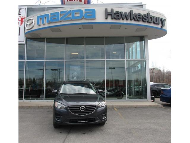 2016 Mazda CX-5 GX (Stk: HM27140A) in Hawkesbury - Image 1 of 9