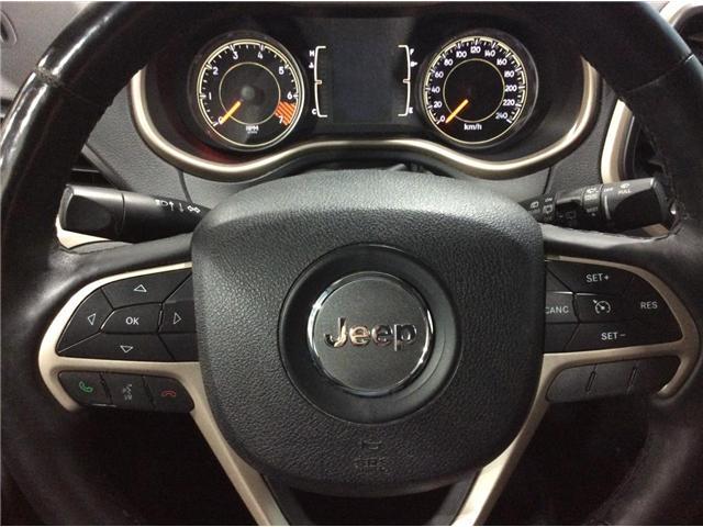 2014 Jeep Cherokee Sport (Stk: U647) in Montmagny - Image 10 of 25