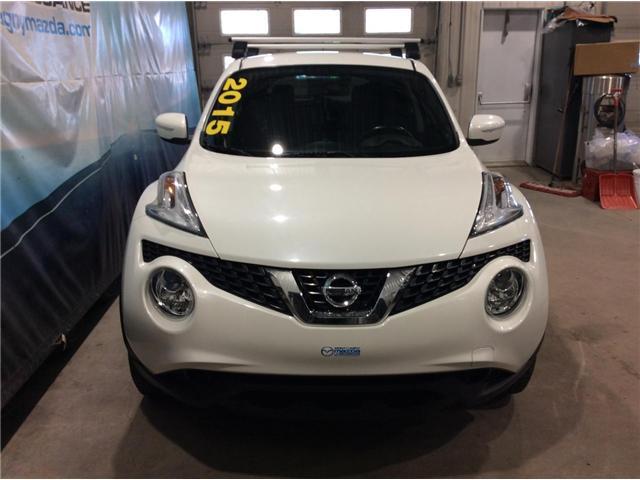 2015 Nissan Juke  (Stk: U658) in Montmagny - Image 3 of 21