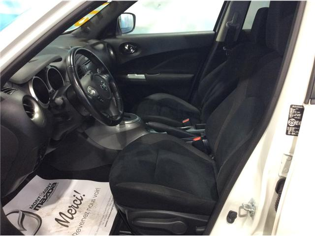 2015 Nissan Juke  (Stk: U658) in Montmagny - Image 8 of 21