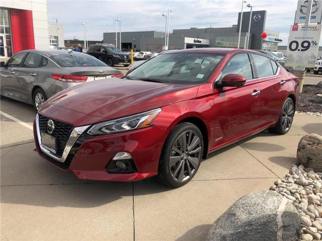 2019 Nissan Altima 2.5 Edition ONE (Stk: AL19002) in St. Catharines - Image 1 of 5