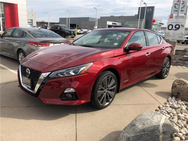 2019 Nissan Altima 2.5 Edition ONE (Stk: AL19002) in St. Catharines - Image 2 of 5