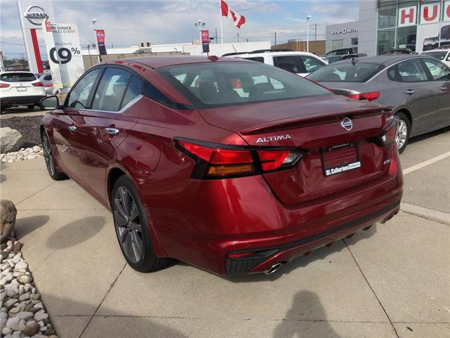 2019 Nissan Altima 2.5 Edition ONE (Stk: AL19002) in St. Catharines - Image 3 of 5
