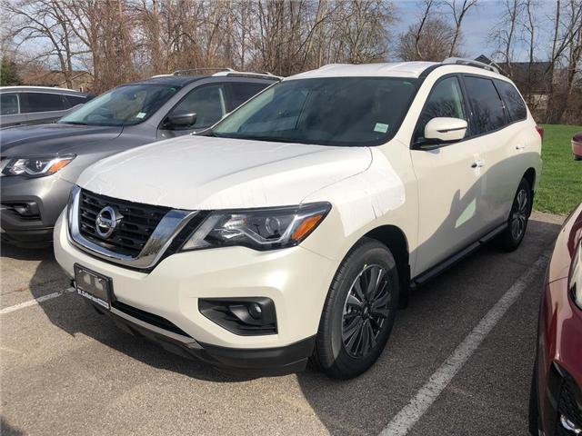 2019 Nissan Pathfinder  (Stk: PF19012) in St. Catharines - Image 1 of 5
