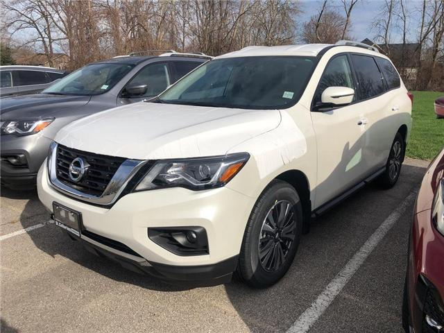 2019 Nissan Pathfinder  (Stk: PF19012) in St. Catharines - Image 2 of 5