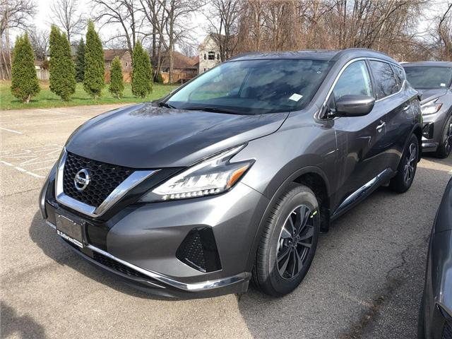 2019 Nissan Murano SV (Stk: MU19007) in St. Catharines - Image 1 of 5