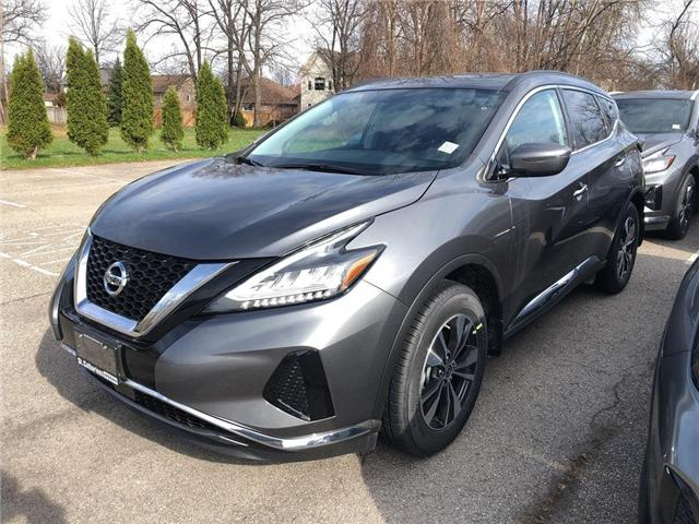 2019 Nissan Murano SV (Stk: MU19007) in St. Catharines - Image 2 of 5
