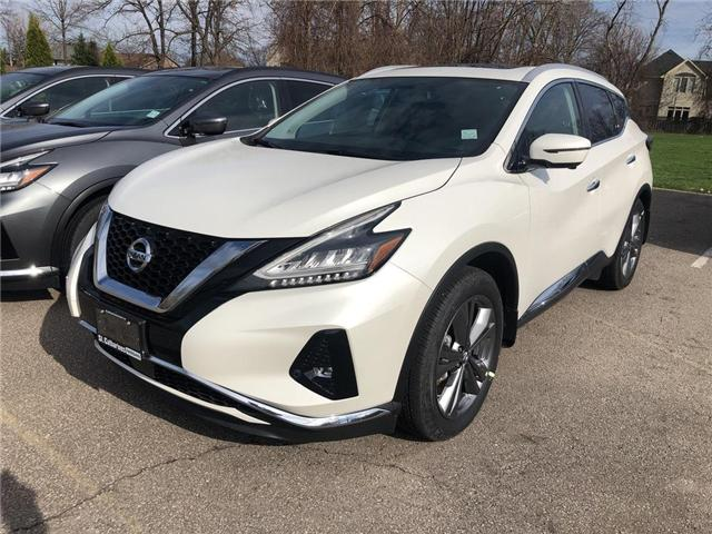 2019 Nissan Murano SL (Stk: MU19017) in St. Catharines - Image 1 of 5