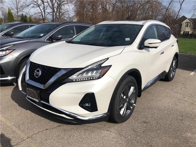 2019 Nissan Murano SL (Stk: MU19017) in St. Catharines - Image 2 of 5