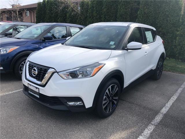 2019 Nissan Kicks SV (Stk: KI19038) in St. Catharines - Image 1 of 5