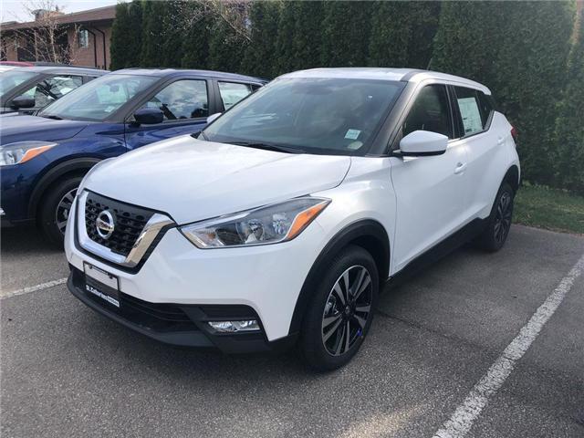 2019 Nissan Kicks SV (Stk: KI19038) in St. Catharines - Image 2 of 5