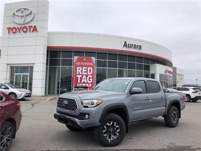 2019 Toyota Tacoma  (Stk: 30841) in Aurora - Image 1 of 15