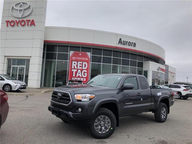2019 Toyota Tacoma SR5 (Stk: 30851) in Aurora - Image 1 of 15