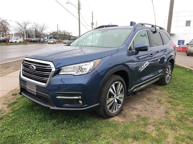 2019 Subaru Ascent Limited (Stk: S4393) in St.Catharines - Image 1 of 5