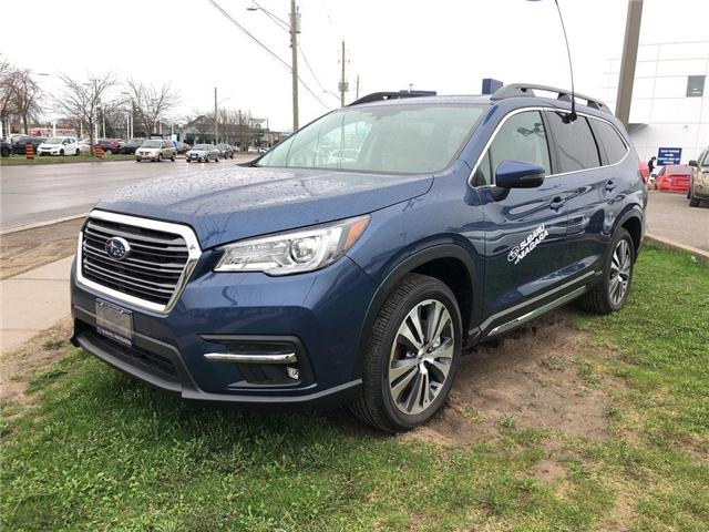 2019 Subaru Ascent Limited (Stk: S4393) in St.Catharines - Image 2 of 5