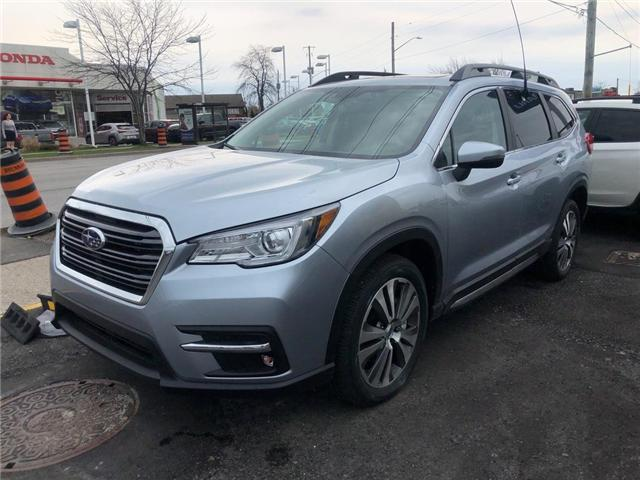 2019 Subaru Ascent Limited (Stk: S4352) in St.Catharines - Image 1 of 5