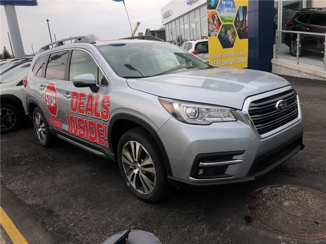 2019 Subaru Ascent Limited (Stk: S4352) in St.Catharines - Image 5 of 5
