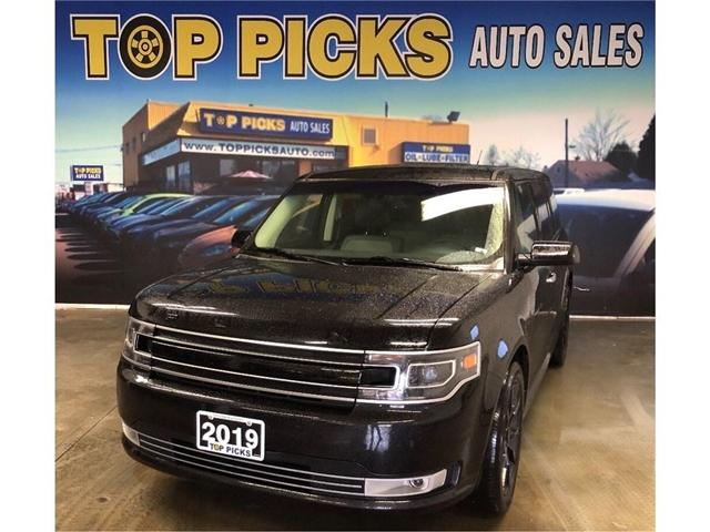 2019 Ford Flex Limited (Stk: a01712) in NORTH BAY - Image 1 of 30