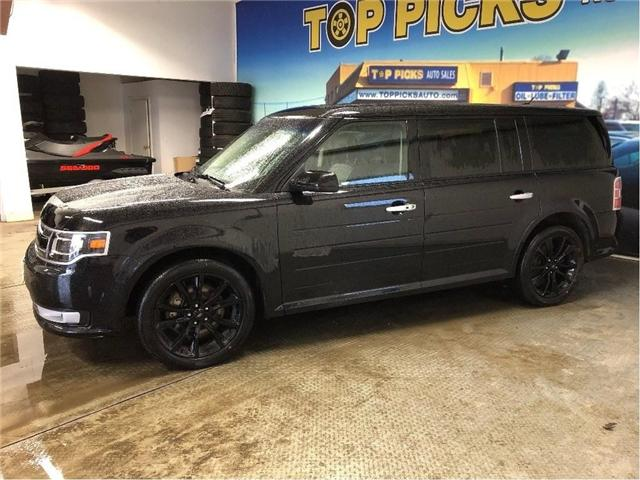 2019 Ford Flex Limited (Stk: a01712) in NORTH BAY - Image 3 of 30