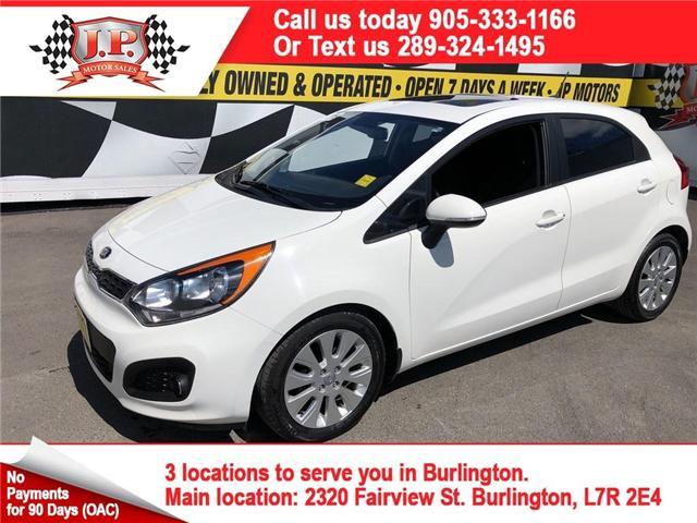 2015 Kia Rio LX+ (Stk: 46657) in Burlington - Image 1 of 25