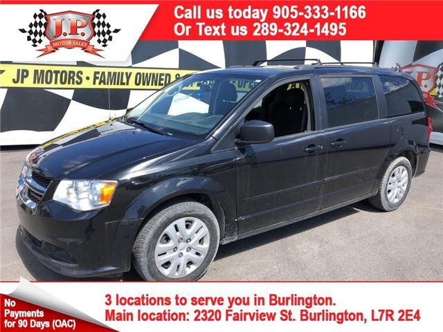 2015 Dodge Grand Caravan SE/SXT (Stk: 46648) in Burlington - Image 1 of 11