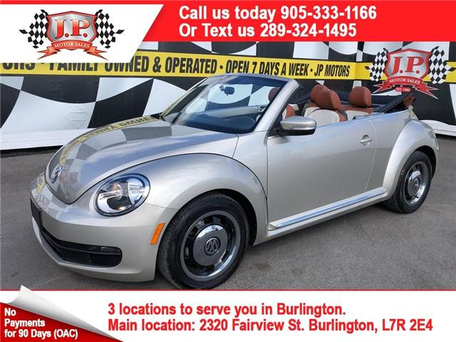 2016 Volkswagen The Beetle  (Stk: 46726) in Burlington - Image 1 of 19
