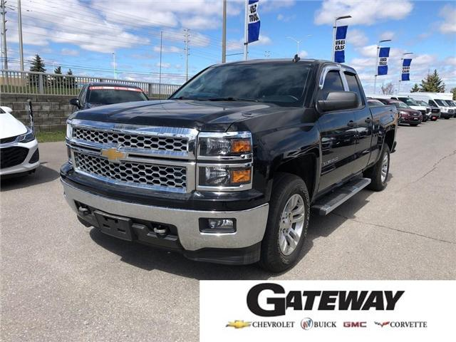 2014 Chevrolet Silverado 1500 1LT|1500|CREW CAB|4X4|5.3 L|FINANCING AVAILABLE| (Stk: PW17866A) in BRAMPTON - Image 1 of 18