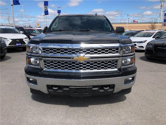 2014 Chevrolet Silverado 1500 1LT|1500|CREW CAB|4X4|5.3 L|FINANCING AVAILABLE| (Stk: PW17866A) in BRAMPTON - Image 2 of 18