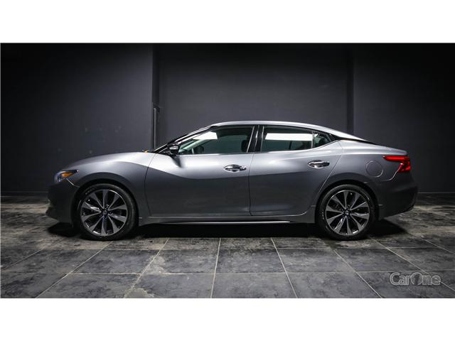 2016 Nissan Maxima SR (Stk: CT19-171) in Kingston - Image 1 of 35