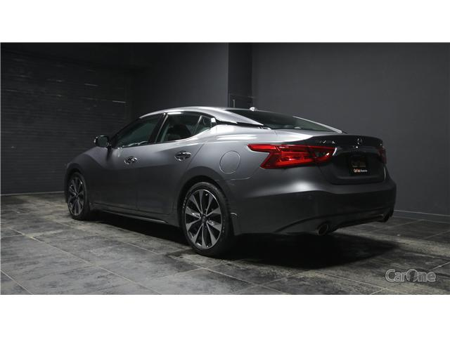 2016 Nissan Maxima SR (Stk: CT19-171) in Kingston - Image 4 of 35