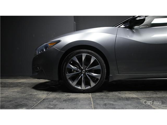 2016 Nissan Maxima SR (Stk: CT19-171) in Kingston - Image 32 of 35