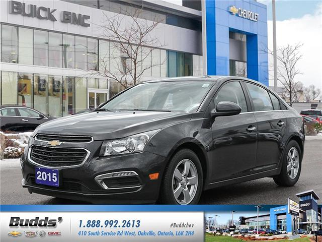 2015 Chevrolet Cruze 2LT (Stk: EQ9022A) in Oakville - Image 1 of 25