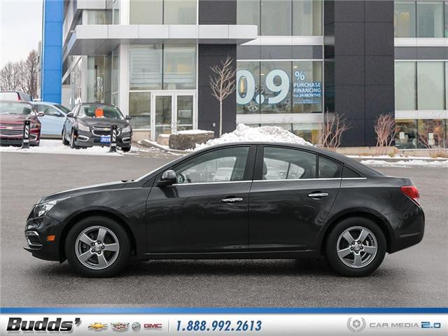 2015 Chevrolet Cruze 2LT (Stk: EQ9022A) in Oakville - Image 2 of 25