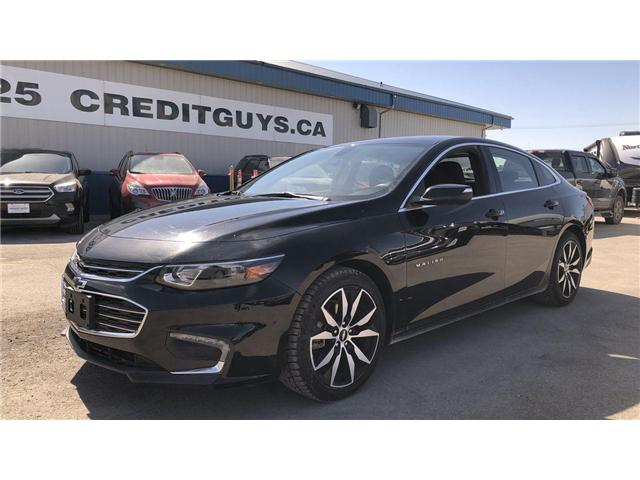 2017 Chevrolet Malibu 1LT (Stk: I7327) in Winnipeg - Image 1 of 23