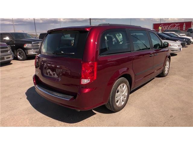 2016 Dodge Grand Caravan SE/SXT (Stk: I7345A) in Winnipeg - Image 8 of 22