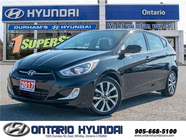 2017 Hyundai Accent SE (Stk: 41150K) in Whitby - Image 1 of 20