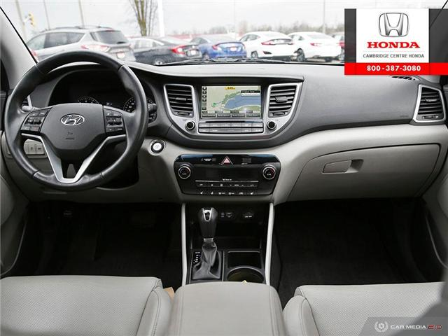 2016 Hyundai Tucson Luxury (Stk: 19637A) in Cambridge - Image 26 of 27