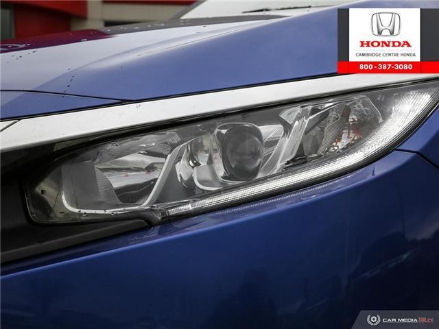 2016 Honda Civic LX (Stk: U4948) in Cambridge - Image 10 of 27