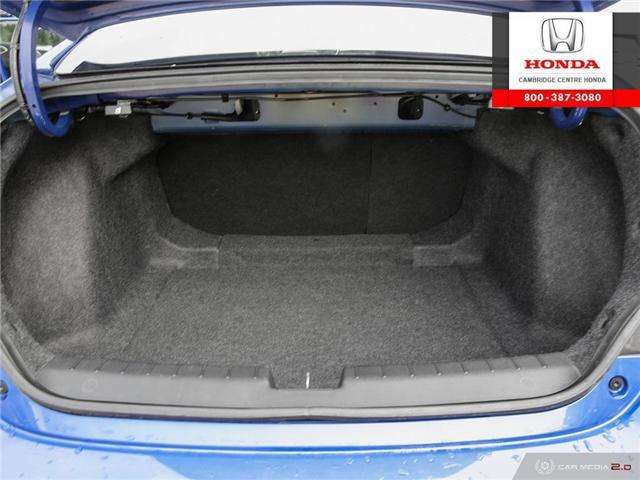 2016 Honda Civic LX (Stk: U4948) in Cambridge - Image 11 of 27