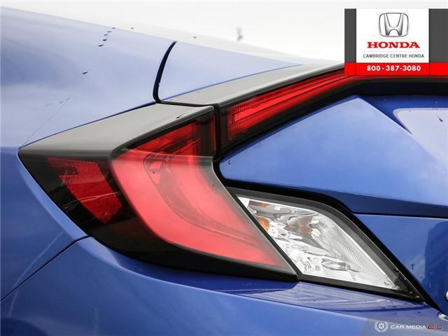 2016 Honda Civic LX (Stk: U4948) in Cambridge - Image 12 of 27