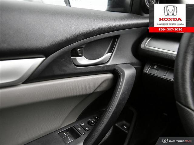 2016 Honda Civic LX (Stk: U4948) in Cambridge - Image 17 of 27