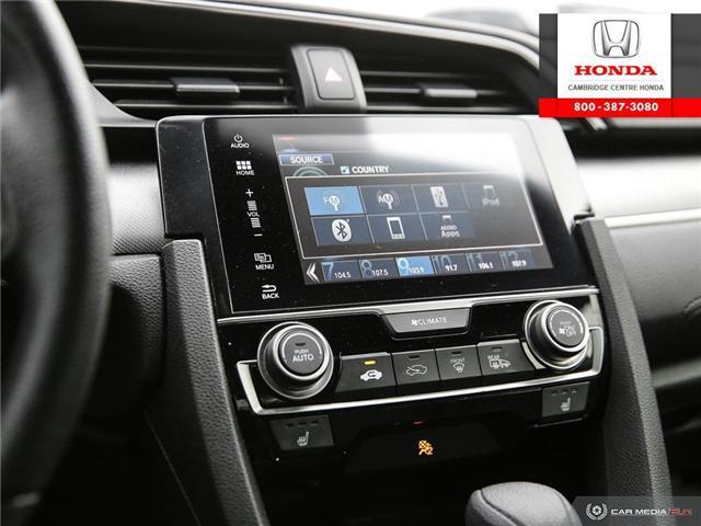 2016 Honda Civic LX (Stk: U4948) in Cambridge - Image 20 of 27