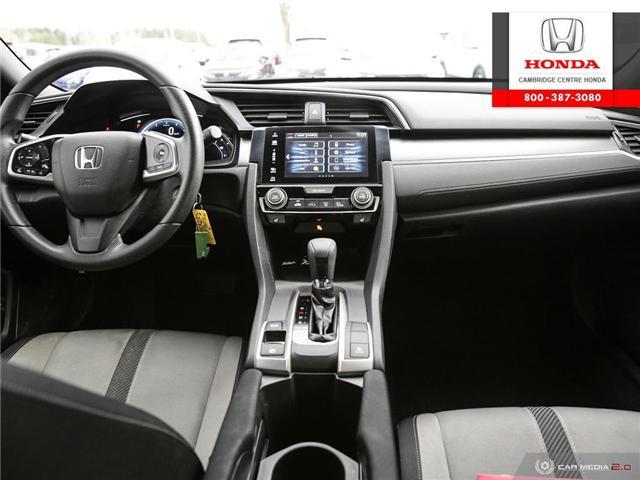 2016 Honda Civic LX (Stk: U4948) in Cambridge - Image 25 of 27