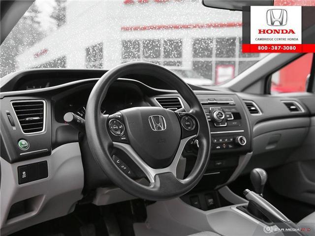 2014 Honda Civic LX (Stk: 18702B) in Cambridge - Image 13 of 27