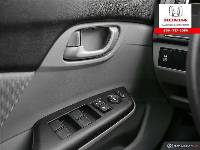 2014 Honda Civic LX (Stk: 18702B) in Cambridge - Image 17 of 27