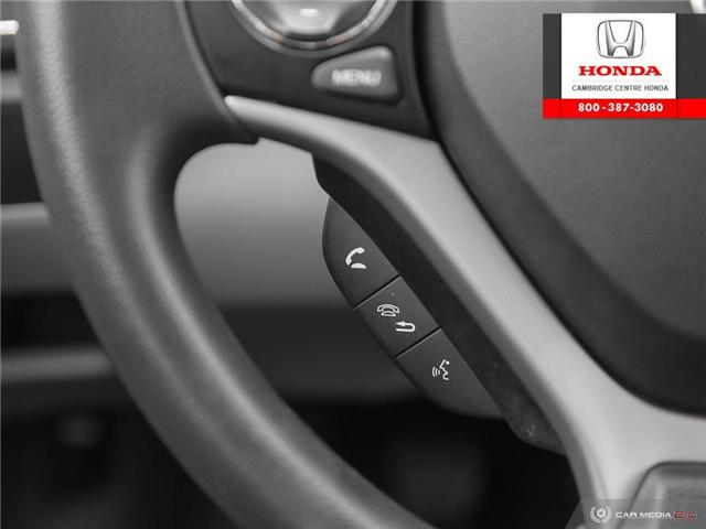 2014 Honda Civic LX (Stk: 18702B) in Cambridge - Image 18 of 27