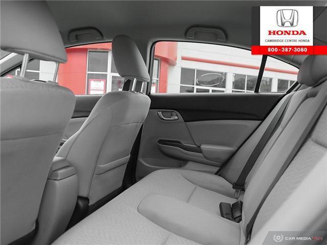 2014 Honda Civic LX (Stk: 18702B) in Cambridge - Image 24 of 27