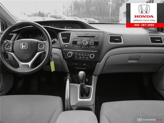 2014 Honda Civic LX (Stk: 18702B) in Cambridge - Image 25 of 27