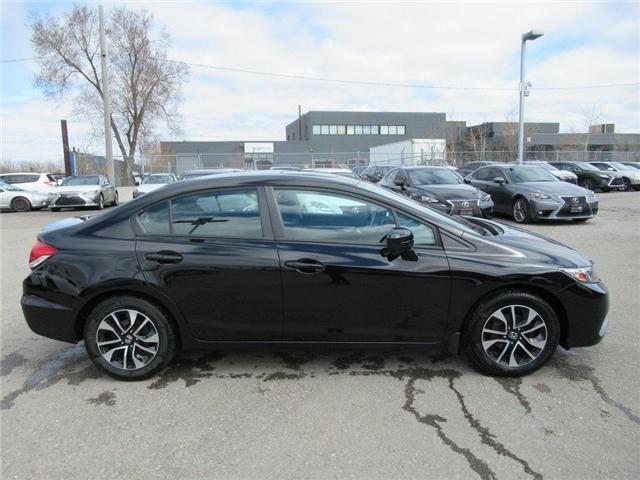 2015 Honda Civic EX (Stk: 15829AB) in Toronto - Image 2 of 21