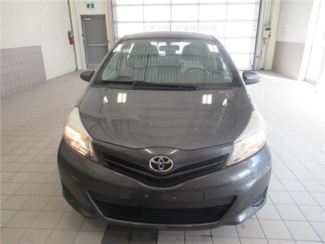 2013 Toyota Yaris  (Stk: 78790AB) in Toronto - Image 2 of 12